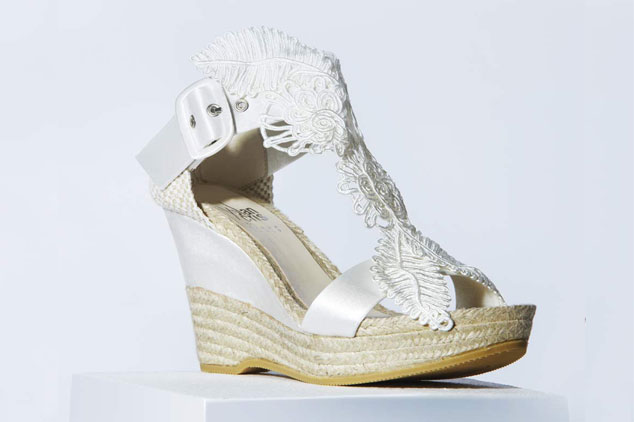 Novia Wedding Shoes - Yolan Cris Veil 510
