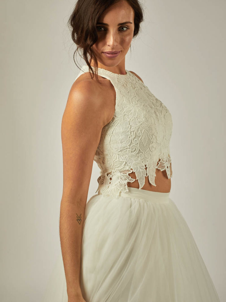 Antonia Wedding Dress - Daisy by Katie Yeung