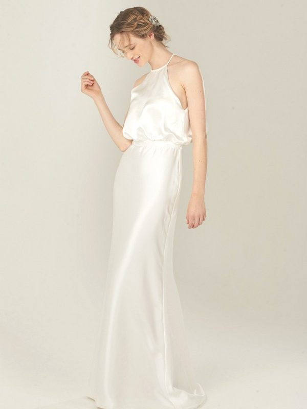 Daisy Acacia wedding dress - Novia Brides and Hera Couture. NZ Weddings
