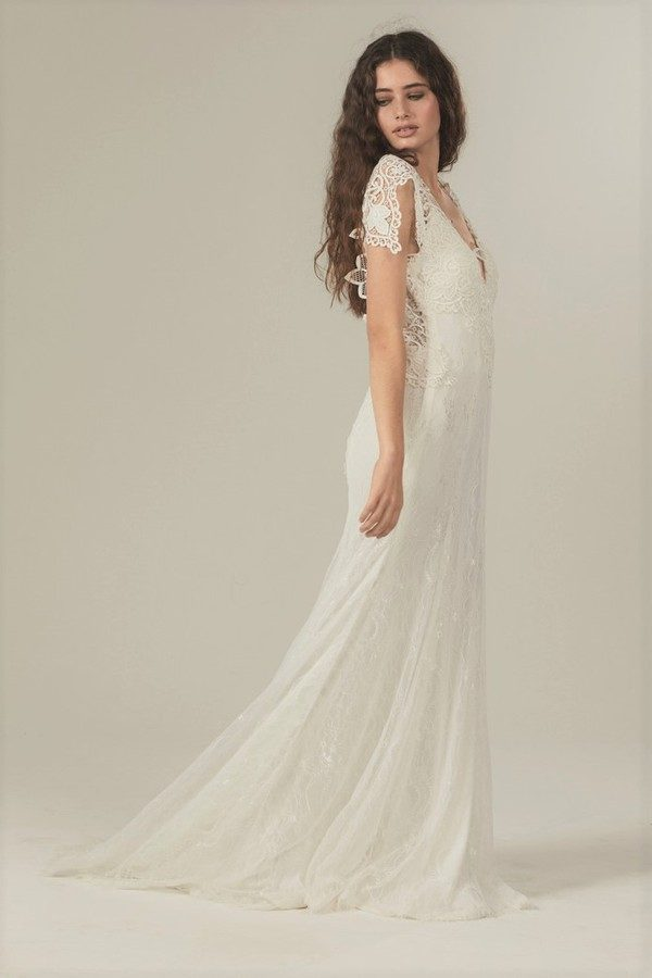 Daisy - Arizona wedding dress - Novia Brides and Hera Couture. NZ Weddings