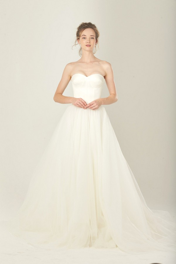Daisy - Oxford Rose wedding dress - Novia Brides and Hera Couture. NZ Weddings
