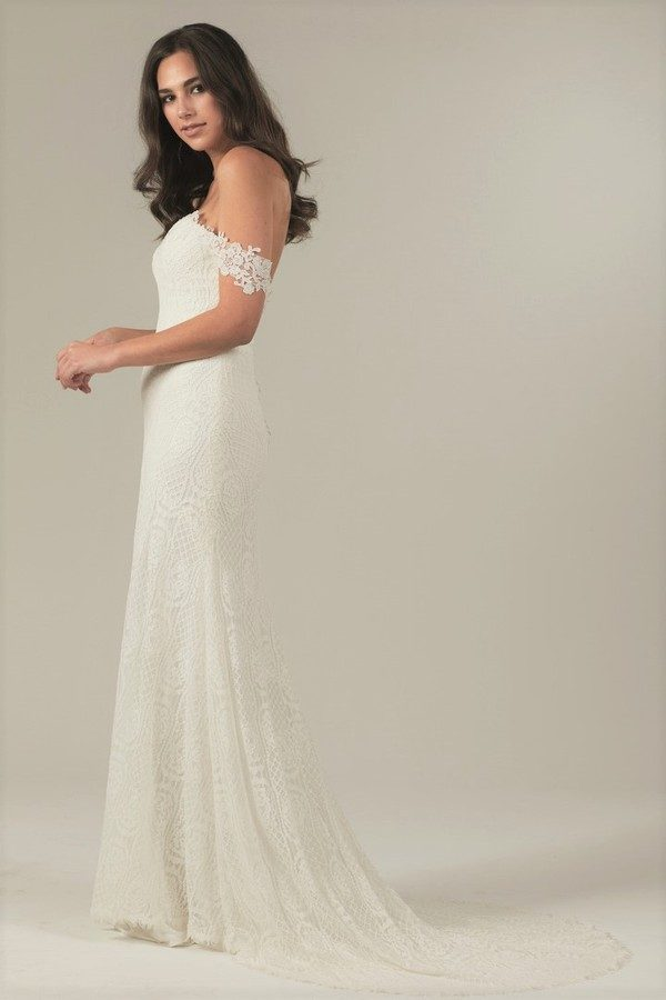 Daisy - Aster wedding dress - Novia Brides and Hera Couture. NZ Weddings