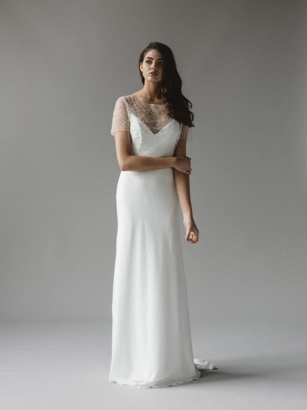 Novia Wedding Dresses, New Zealand Bridal - Sally Eagle