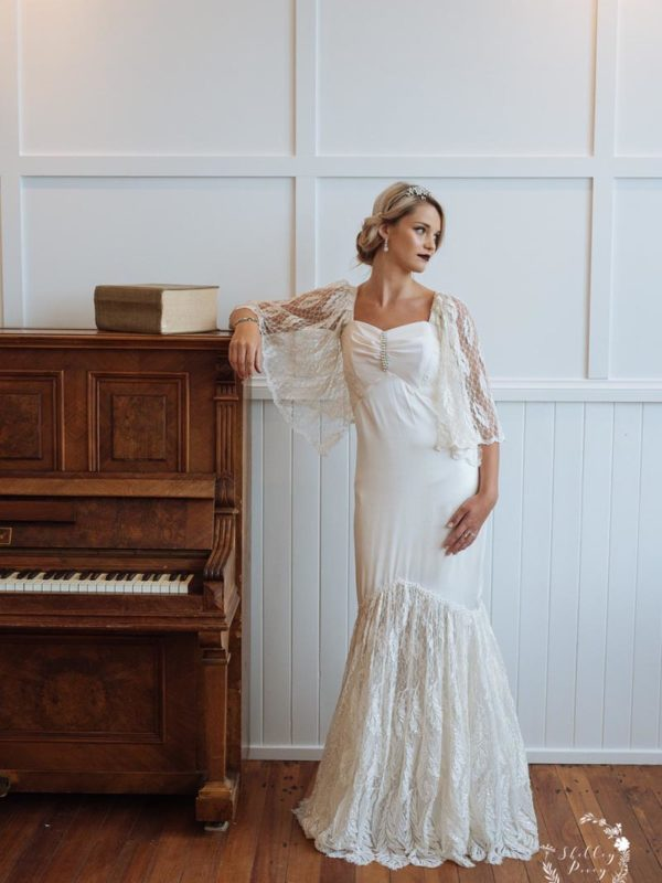 Novia Wedding Dresses, New Zealand Bridal - Margaret Wray