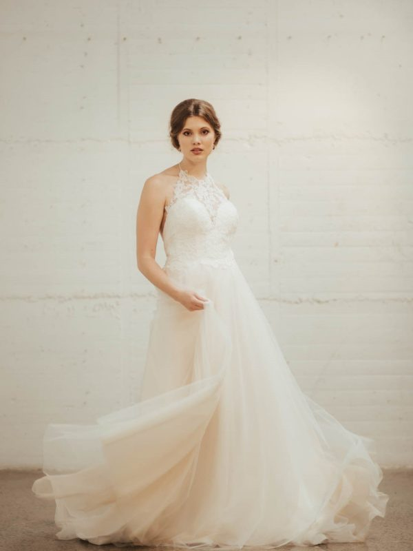 Daisy Wedding Dress - Lainee Hermsen Bridal NZ