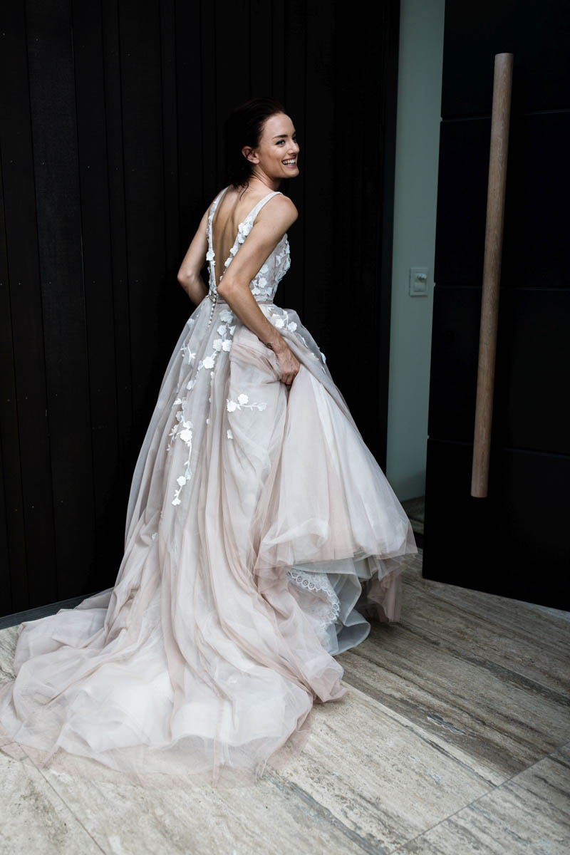 Lavant Wedding Dress by Hera Couture