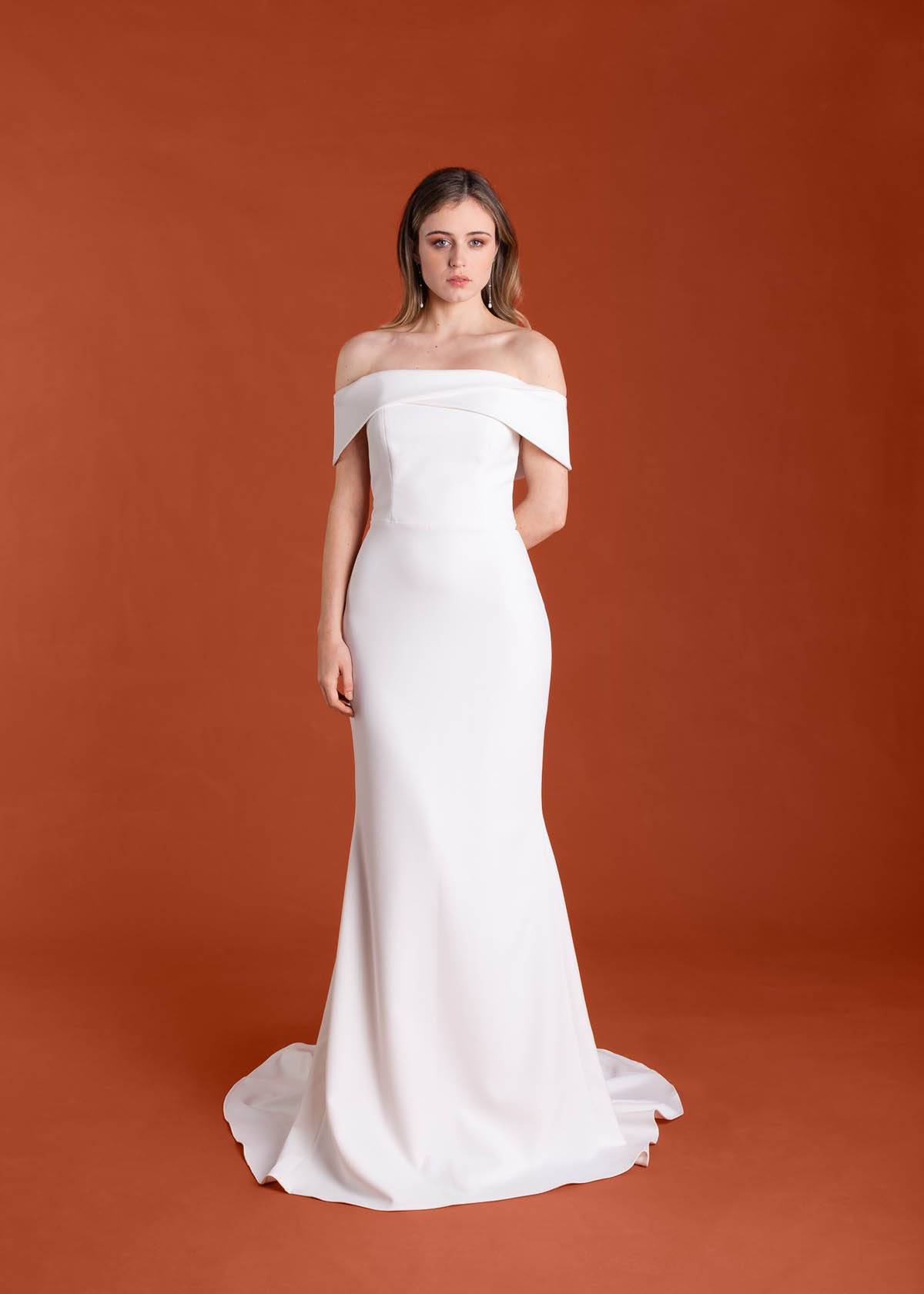 Sally Eagle - Moonstone Collection. New Zealand wedding dress designer