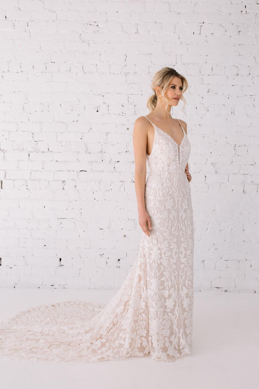 Trish Peng Wedding Dress at Novia Brides
