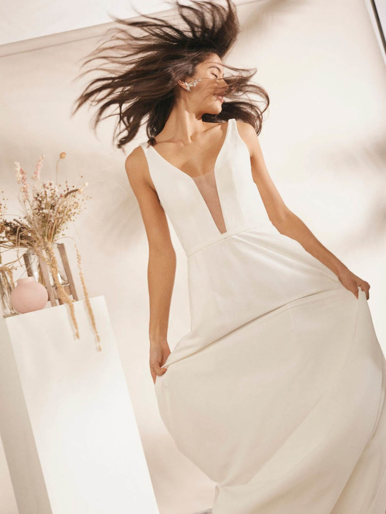 Daisy Brides - Capsule Collection - Chamomile Wedding Dress